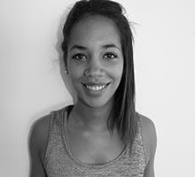 Cynthia - Professeur et  Responsable de l'équipe sportive