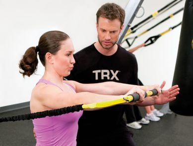 TRX Rip Trainer
