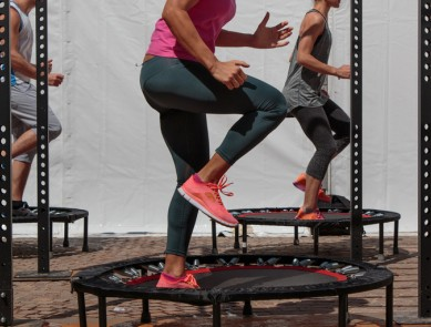 Body Jump / Jumping
