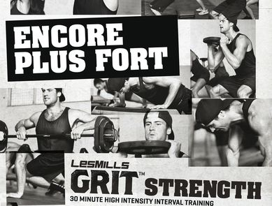 GRIT™ STRENGTH