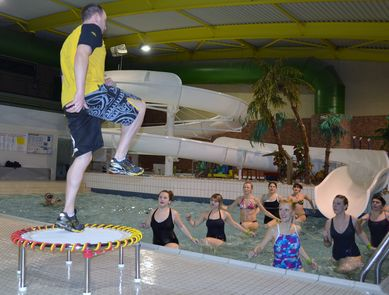 AquaJump / Cardi'eau Jump®