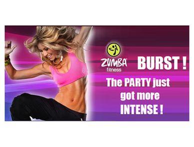 Zumba® Burst