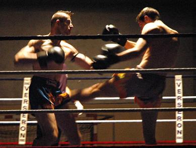 Boxe Américaine