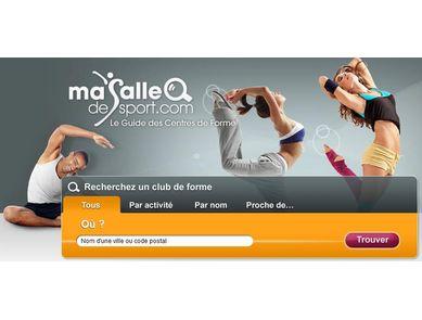 Trouver facilement un club de fitness ou une salle de gym avec masalledesport.com !