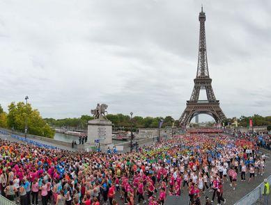 La Parisienne 2011, 15ème édition, un bel anniversaire !