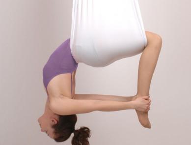 Fly Yoga©, une activité pour s'envoyer en l'air !