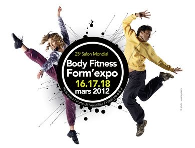25ème salon mondial Body Fitness Form'expo