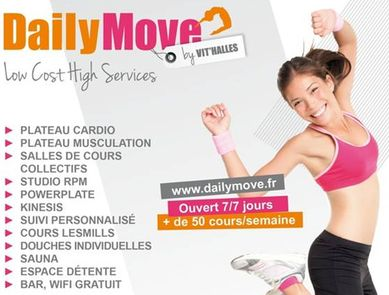 Clubs DailyMove by VitHalles