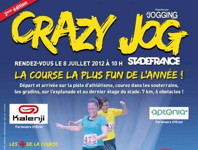 Urban Challenge entraîne la 2ème édition de la Crazy Jog