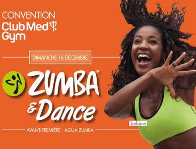 Club Med Gym réchauffe coeurs et corps avec son évènement Zumba et Dance