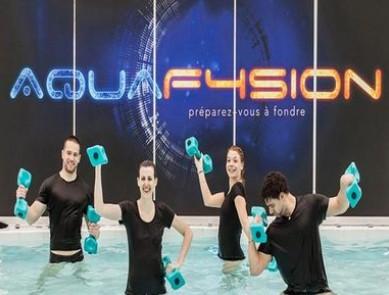 AQUAFUSION, la nouvelle activité aquatique lancé par Espace Récréa