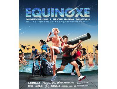 LES MILLS ouvre les 7 et 8 septembre prochains sa célèbre convention Equinoxe au grand public