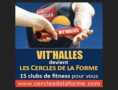Les Cercles de la Forme, la 2ème enseigne parisienne après le rachat de 6 clubs