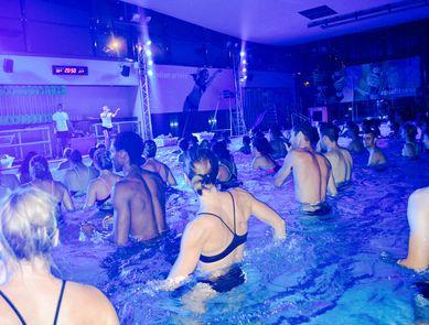 La Nuit de l'Aquafitness, le Grand évènement Aquasport à ne pas manquer !