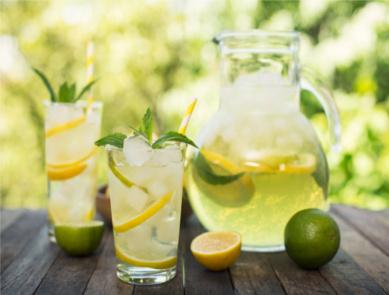 Ma cure détox citronnée