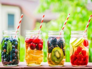 Top des boissons healthy !