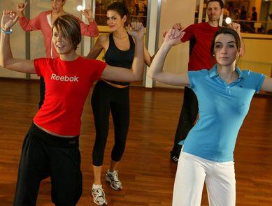 Fitness First lance la zumba !