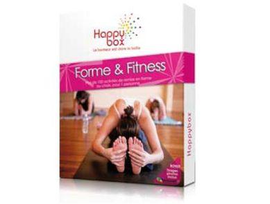 Happybox soutient les bonnes résolutions 2010 pour garder la forme !