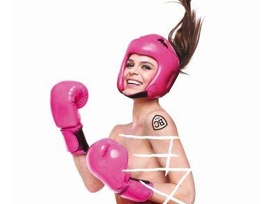 Les cours de boxe féminine déménagent