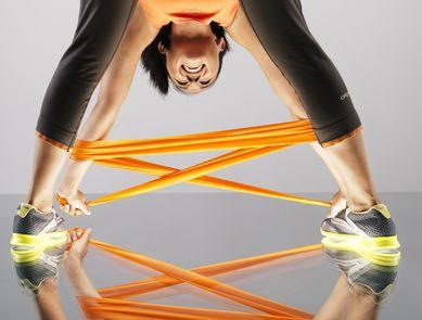 Reebook et le cirque du soleil lancent Jukari Fit to Flex,