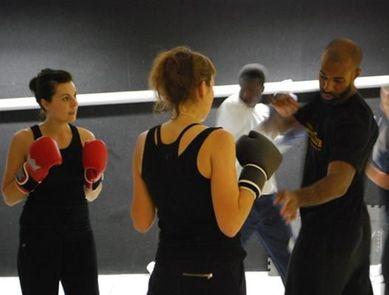 La boxe féminine arrive au Forum des Halles !