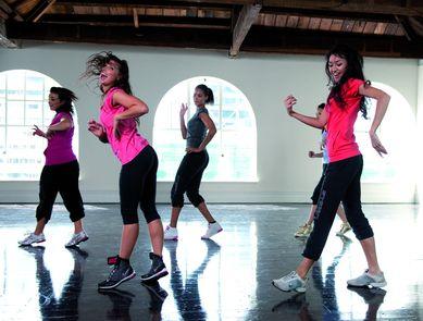 SH'BAM™ la nouvelle activité fitness dansé LES MILLS !