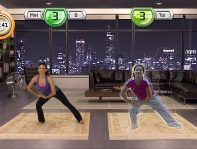 Nouveau Jeu vidéo: Get Fit With Mel B avec l'expertise de Fitness First