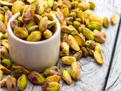 Les pistaches, sources de protéines pour les sportifs