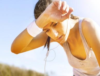 3 conseils pour lutter contre la transpiration excessive !