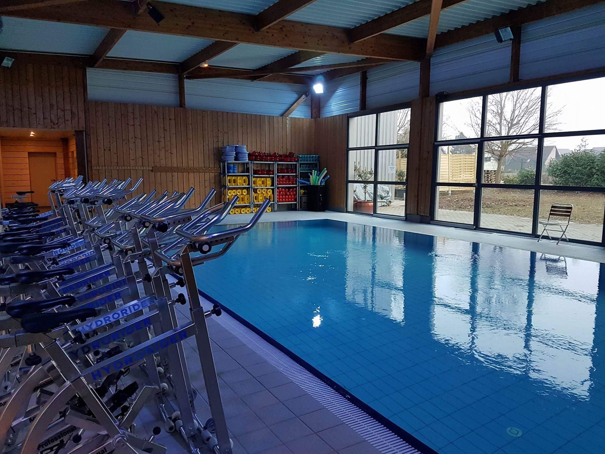 Aqua Fitness Colmar Logelbach