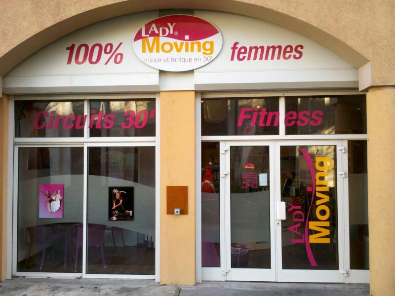 Lady Moving Chambéry