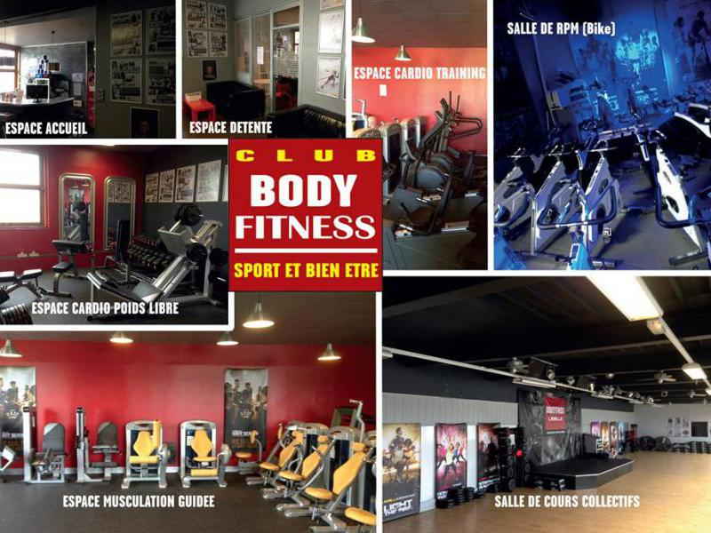 Body Fitness - Centre Aquatique Citelium
