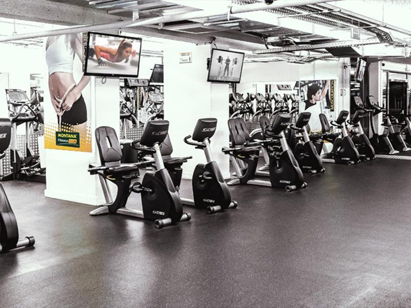 Montana Fitness Club Pte d'Orléans