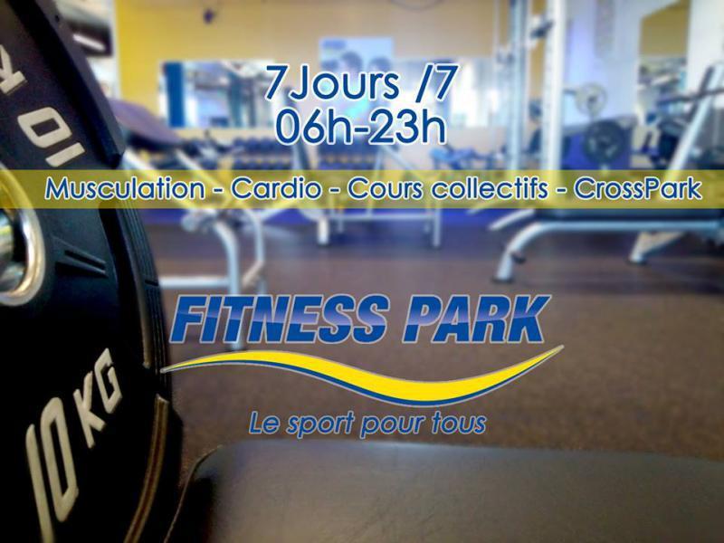 Fitness Park Caen