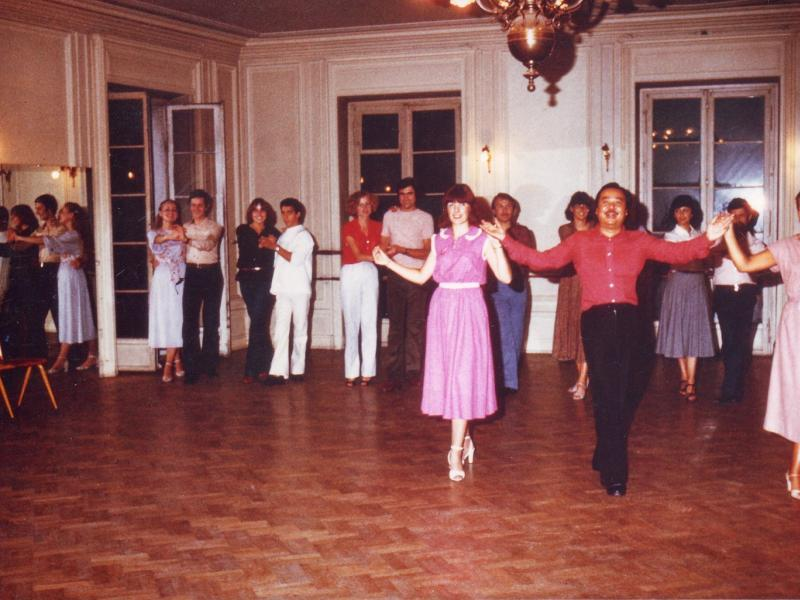Danses de salon Bich Tien le Hoang