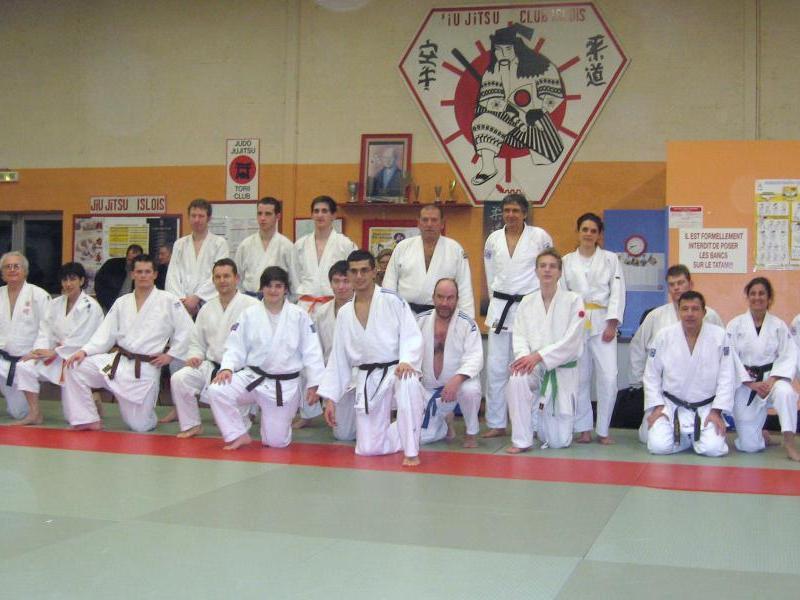 Judo Jiujitsu Club Islois