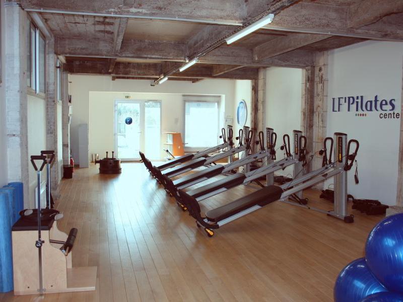 LF Pilates center
