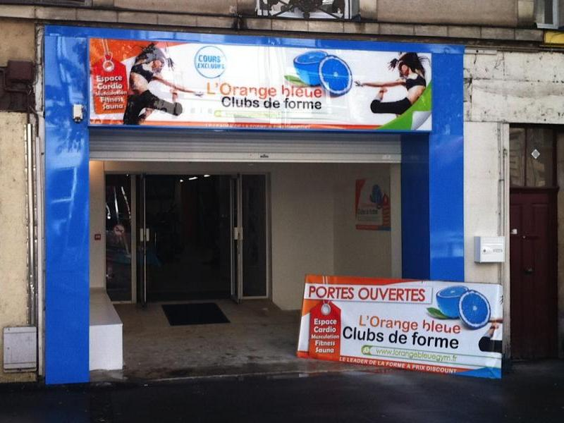 L'Orange bleue Angers Centre Ville