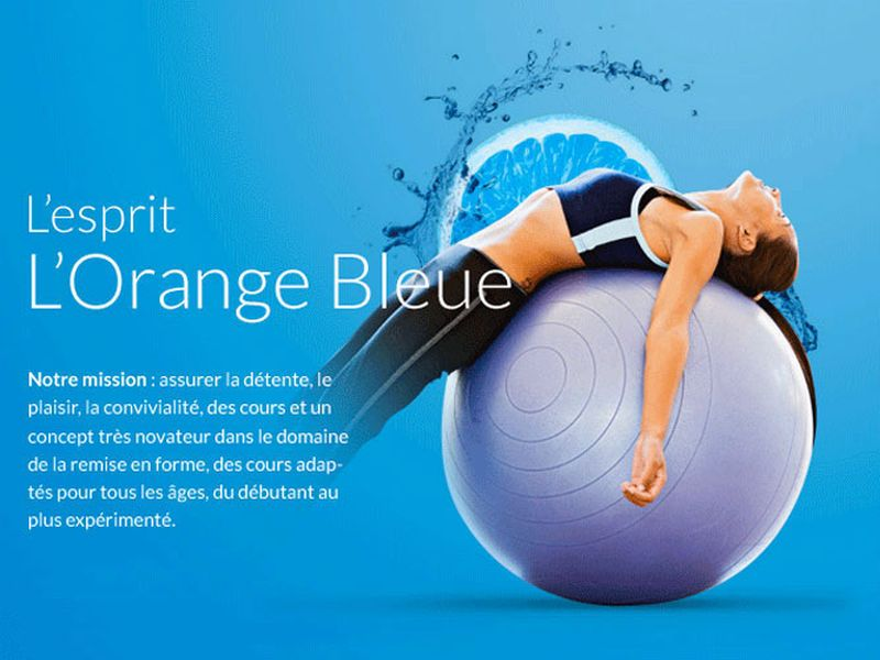 L'Orange bleue Aubel