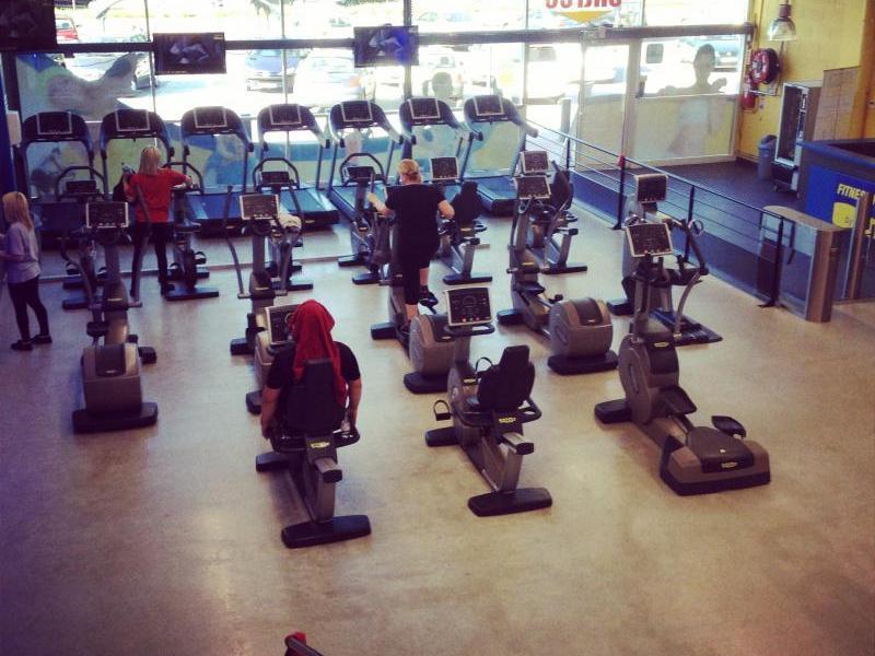 Fitness Park Chalon