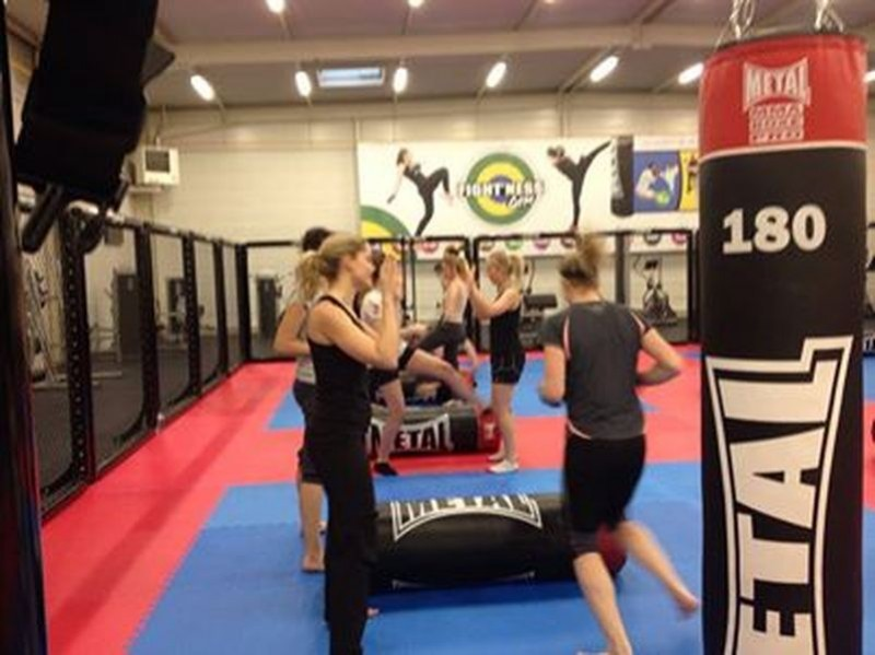 FIGHT'NESS Gym Chalons en Champagne