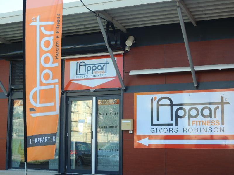 L'Appart Fitness Givors