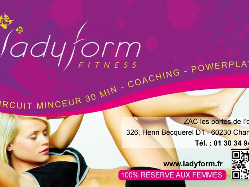 Lady Form Fitness