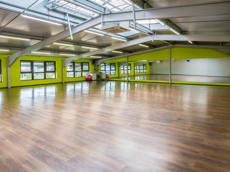 Fitness Club Concept Marlenheim