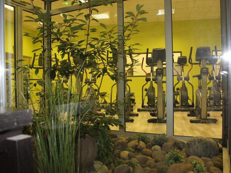 Fitness Club Concept Benfeld