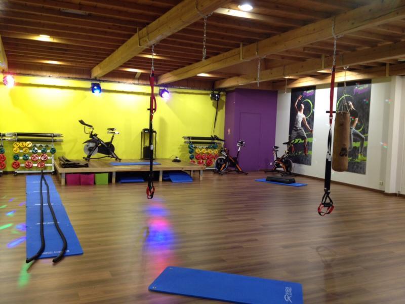 Fitness Club Concept St Étienne du Grès