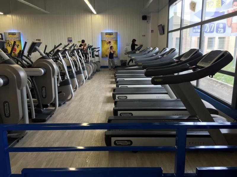 fitness park valence tarifs avis horaires essai gratuit
