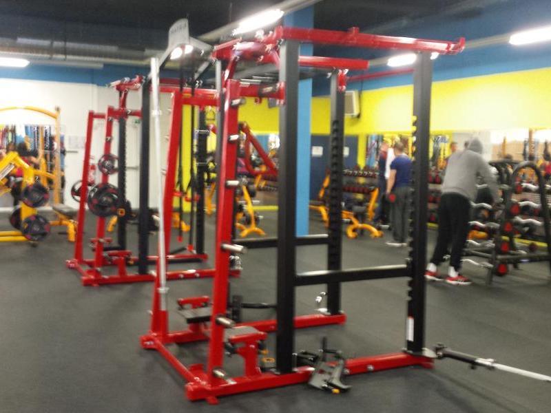 Fitness Park St Brice