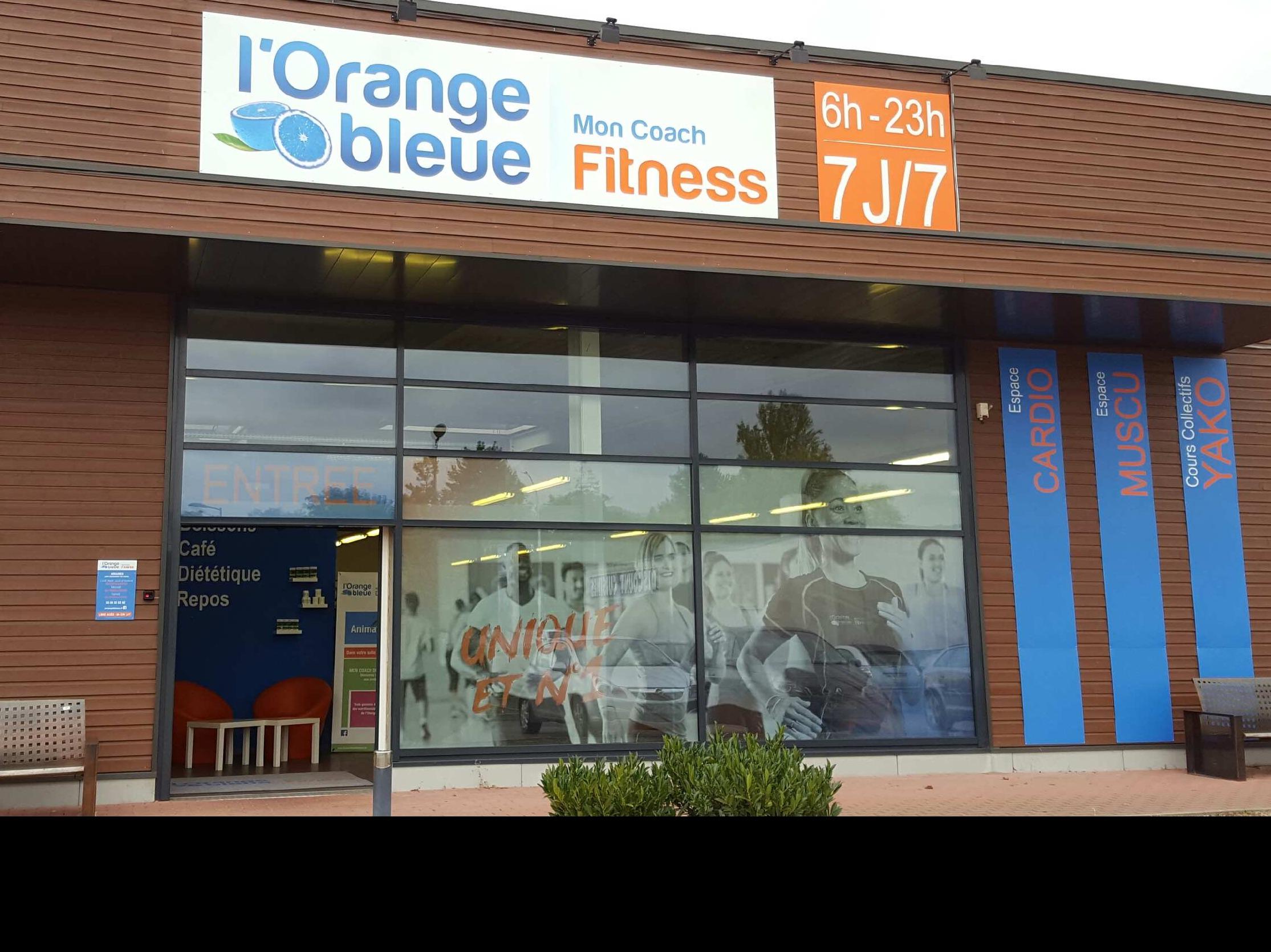 L'Orange Bleue Wittenheim
