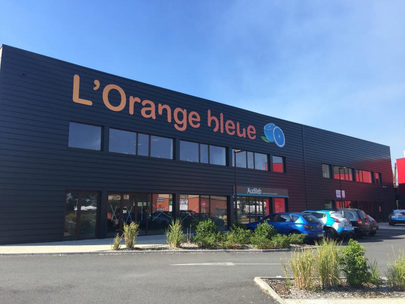 L'Orange Bleue Le Mans Sud
